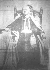 Msgr. Jorge I. Barlin, The first Filipino Bishop